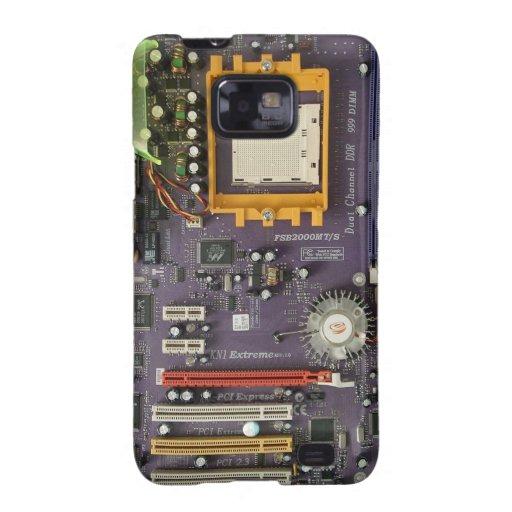 Kasten Motherboard-Samsung-Galaxie-S Galaxy SII Case