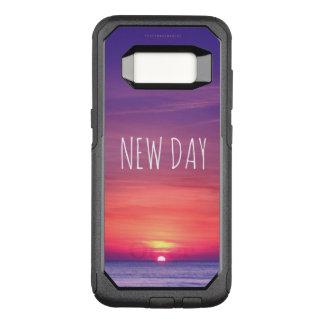 """Kasten """"neuer Tages"""" Samsung-Galaxie S8 OtterBox Commuter Samsung Galaxy S8 Hülle"""