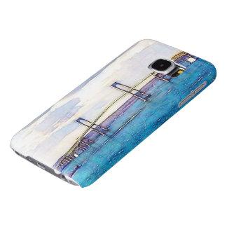 Kasten Newport-Brücke Samsung-Galaxie-S6