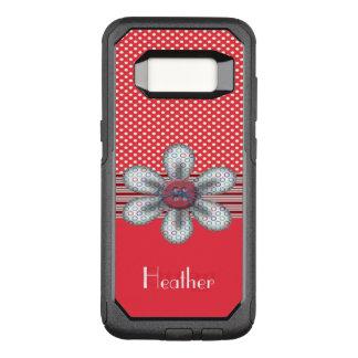 Kasten OtterBox Pendler-Samsung-Galaxie-S8 OtterBox Commuter Samsung Galaxy S8 Hülle