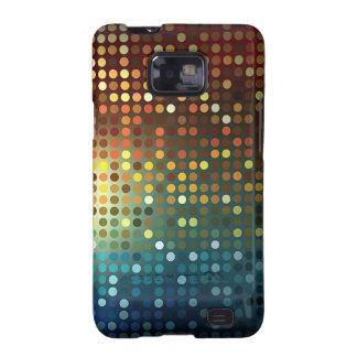 Kasten Paillette-Samsung-Galaxie-S Samsung Galaxy S2 Hülle