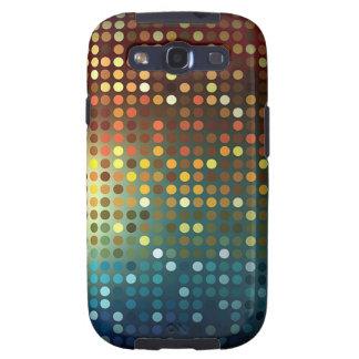 Kasten Paillette-Samsung-Galaxie-S Galaxy S3 Hüllen