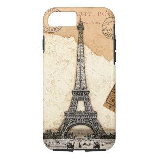 Kasten Paris-Poststempel-Iphone7 iPhone 8/7 Hülle