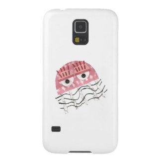 Kasten Quallen-Kamm-Samsung-Galaxie-S5 Samsung S5 Cover
