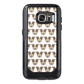 Kasten Ren-Muster-Samsung-Galaxie-S7 Otterbox OtterBox Samsung Galaxy S7 Hülle