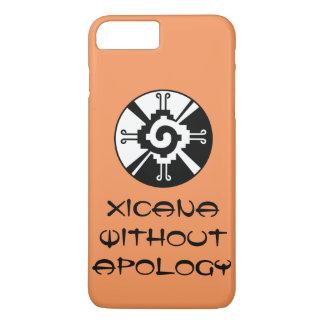 Kasten Samsung-Galaxie-S6 - orange inlakech iPhone 8 Plus/7 Plus Hülle