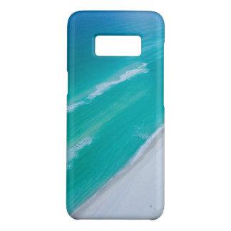 Kasten Samsung-Galaxie-S8 - blaues Meer Case-Mate Samsung Galaxy S8 Hülle