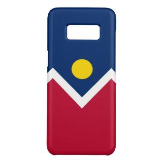 Kasten Samsung-Galaxie-S8 mit Denver-Flagge Case-Mate Samsung Galaxy S8 Hülle