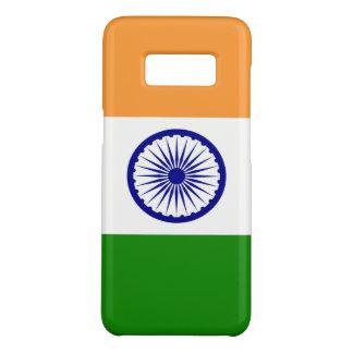 Kasten Samsung-Galaxie-S8 mit Flagge von Indien Case-Mate Samsung Galaxy S8 Hülle