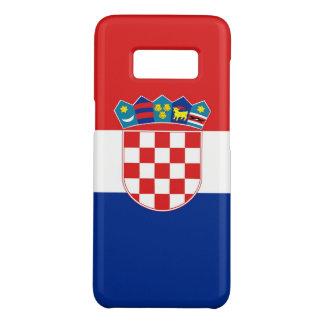 Kasten Samsung-Galaxie-S8 mit Flagge von Kroatien Case-Mate Samsung Galaxy S8 Hülle