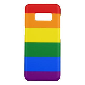 Kasten Samsung-Galaxie-S8 mit Flagge von LGBT Case-Mate Samsung Galaxy S8 Hülle