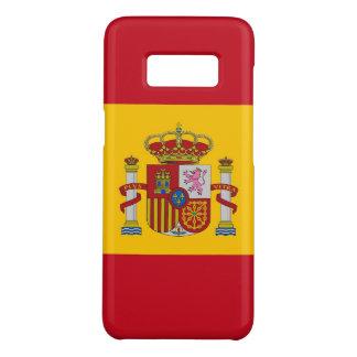 Kasten Samsung-Galaxie-S8 mit Flagge von Spanien Case-Mate Samsung Galaxy S8 Hülle