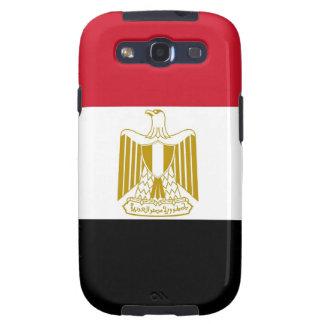 Kasten Samsung-Galaxie-S mit Flagge von Ägypten Galaxy S3 Etuis