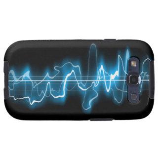 Kasten Schallwelle-Samsung-Galaxie-S Schutzhülle Fürs Samsung Galaxy S3