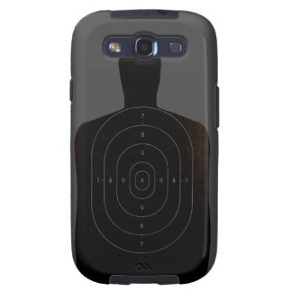 Kasten Schießstand-Ziel-Samsung-Galaxie-S Galaxy SIII Schutzhüllen