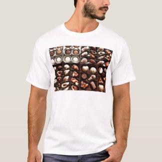 Kasten Schokolade T-Shirt