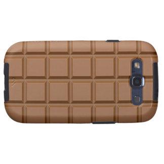 Kasten Schokoladen-Samsung-Galaxie-S Galaxy S3 Etuis