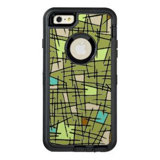 Kasten Telefons 6 Apples I mit abstraktem Entwurf OtterBox iPhone 6/6s Plus Hülle