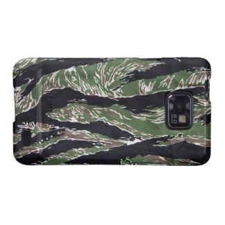 Kasten Tiger-Streifen-Camouflage-Samsungs-Galaxie- Samsung Galaxy S2 Hülle