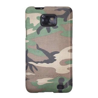 Kasten WaldCamouflage-Samsungs-Galaxie-S Samsung Galaxy S2 Cover
