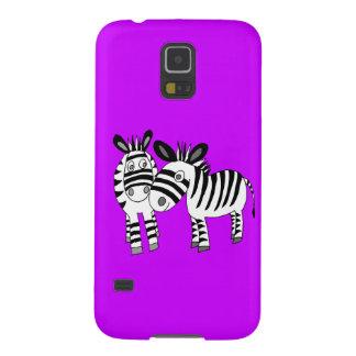 Kasten Zebra-Liebe Samsungs-Galaxie S5 Samsung S5 Hülle