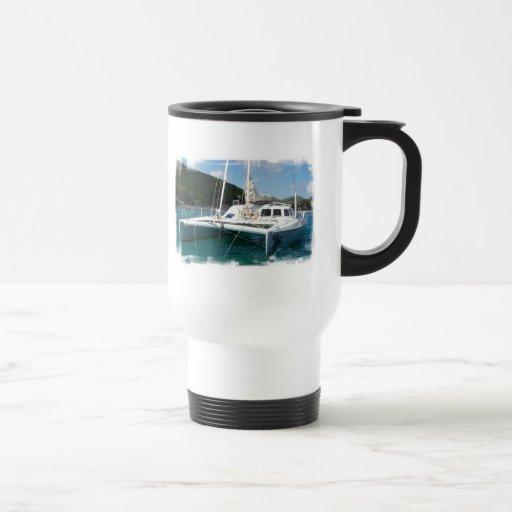 Katamaran-Reise-Tasse