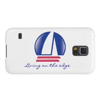Katamaran Sailing_Blue Moon_Living auf dem Rand 2 Samsung Galaxy S5 Cover