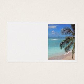 Katamaran weg von Waikiki Strand Visitenkarte