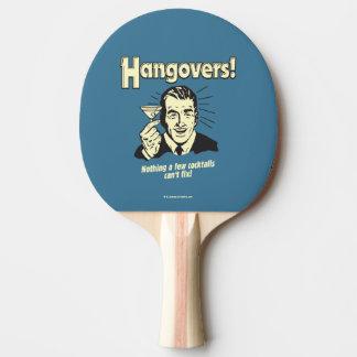 Kater: Nichts Cocktail kann nicht regeln Tischtennis Schläger