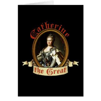 Katharina die Große Karte