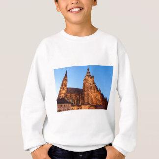 Kathedral- in Prag Sweatshirt