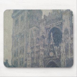 Kathedrale Claude Monets   Rouen, nach Westen Mauspad
