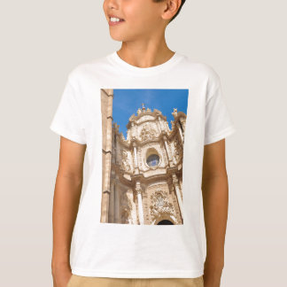 Kathedrale in Valencia, Spanien T-Shirt