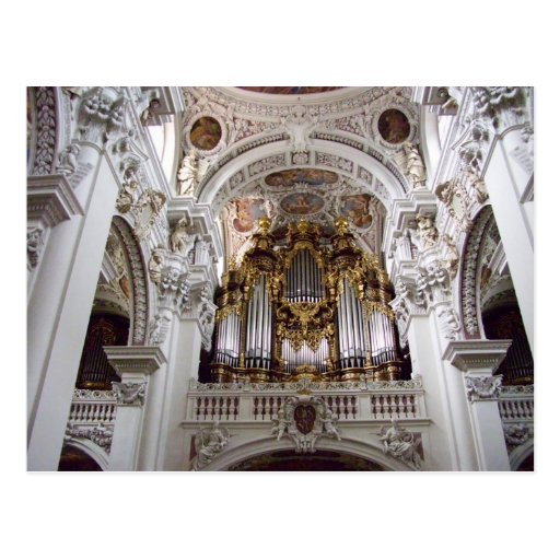 Kathedrale Passau Deutschland St. Stephan Postkarte