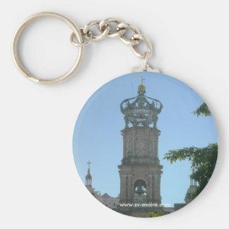 Kathedrale, Puerto Vallarta, Mexiko Schlüsselanhänger