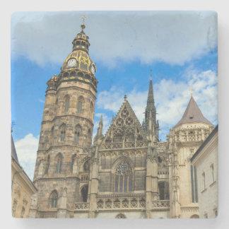 Kathedrale St. Elisabeth in Kosice, Slowakei Steinuntersetzer