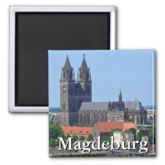 Kathedrale von Magdeburg, Quadratischer Magnet
