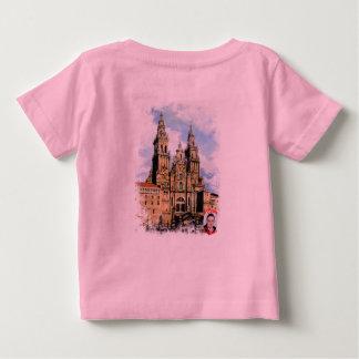 Kathedrale von Santiago Compostela Von ,(Zu Baby T-shirt