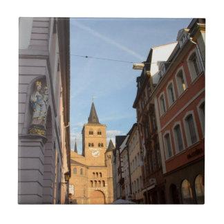 Kathedralen-AnsichtTrier Keramikfliese