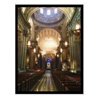 Kathedralen-Basilika von Peter und von Paul, Postkarte