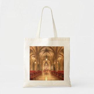 Kathedralen-Bethlehem-Kapelle Washingtons Budget Stoffbeutel