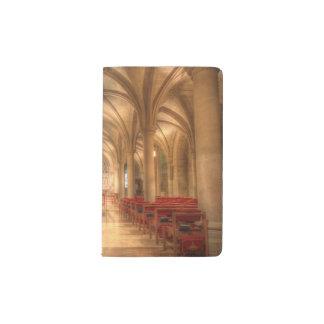 Kathedralen-Bethlehem-Kapelle Washingtons Moleskine Taschennotizbuch