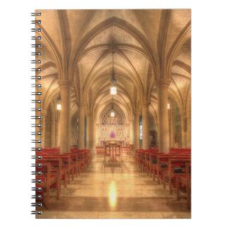Kathedralen-Bethlehem-Kapelle Washingtons Notizblock