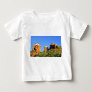 Kathedralen-Felsen Sedona Baby T-shirt