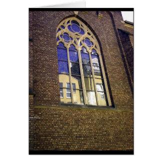 Kathedralen-Fenster Karte