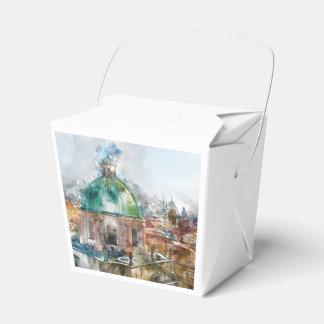 Kathedralen-Haube in Tschechischer Republik Prags Geschenkschachtel
