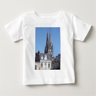 Kathedralen-Heiliges Maurice an verärgert in Baby T-shirt