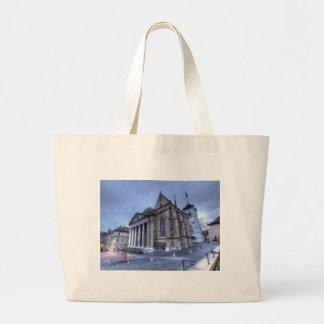 Kathedralen-Saint Pierre, Peter, Genf, die Schweiz Jumbo Stoffbeutel