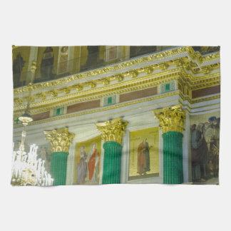 Kathedralen-St. Petersburg St. Isaacs, Russland Küchentuch