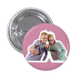Kathi und Eva Button
